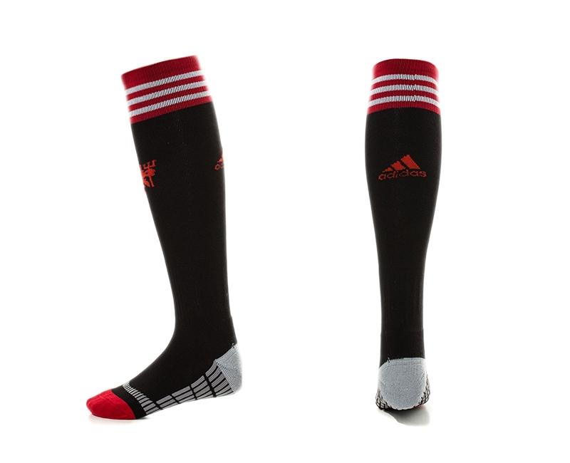 Manchester United Home Soccer Socks