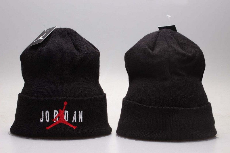 Air Jordan Black Fashion Knit Hat YP