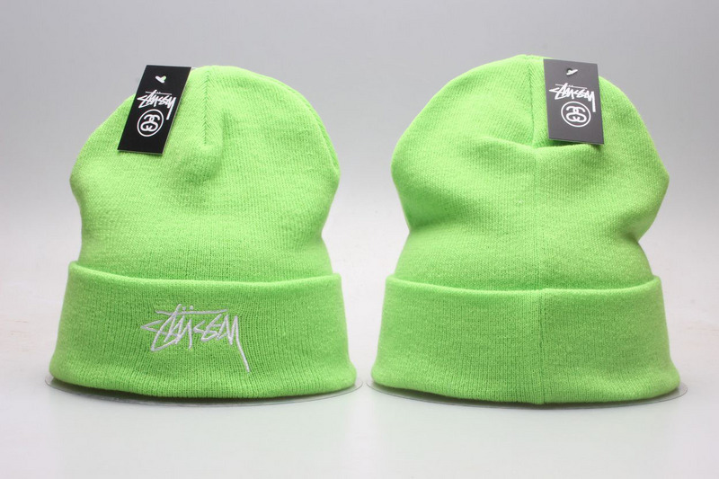 Stussy Green Fashion Knit Hat YP