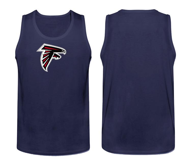 Nike Atlanta Falcons Fresh Logo Men's Tank Top Blue