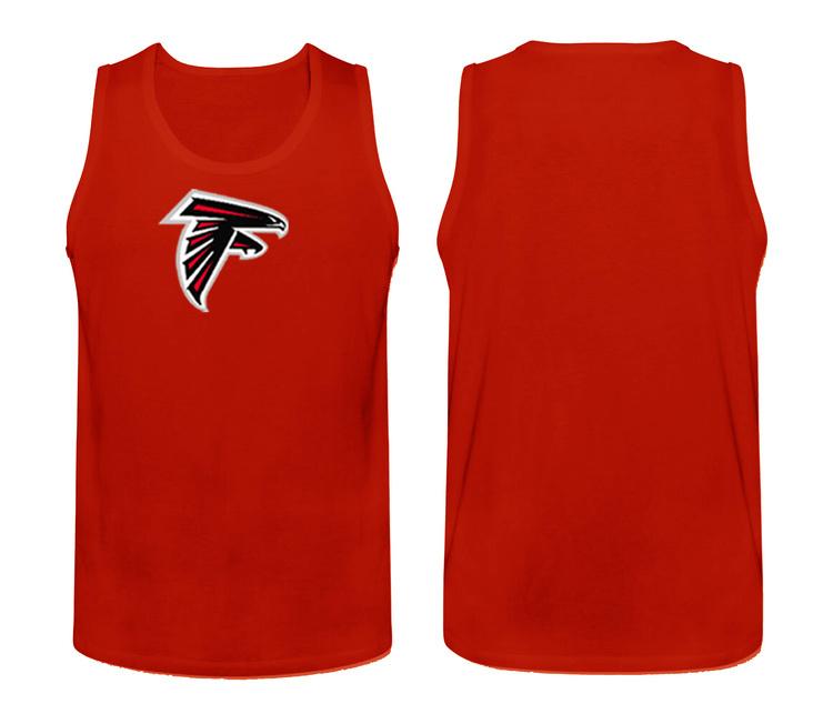 Nike Atlanta Falcons Fresh Logo Men's Tank Top Red