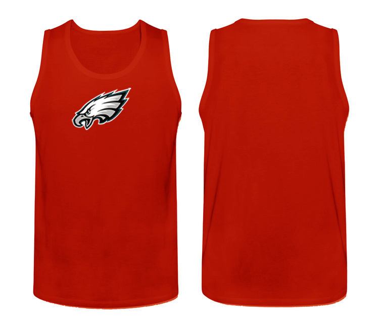 Nike Philadelphia Eagles Fresh Logo Men's Tank Top Red