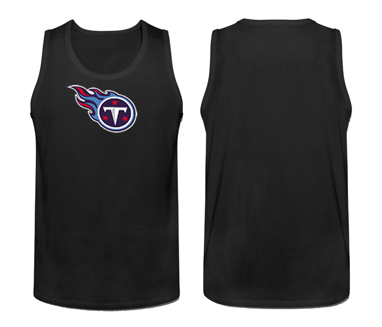 Nike Tennessee Titans Fresh Logo Men's Tank Top Black