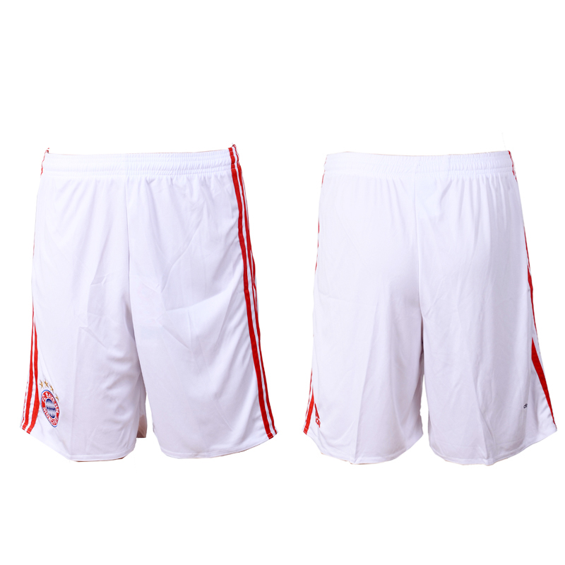 2016-17 Bayern Munich Home Soccer Shorts