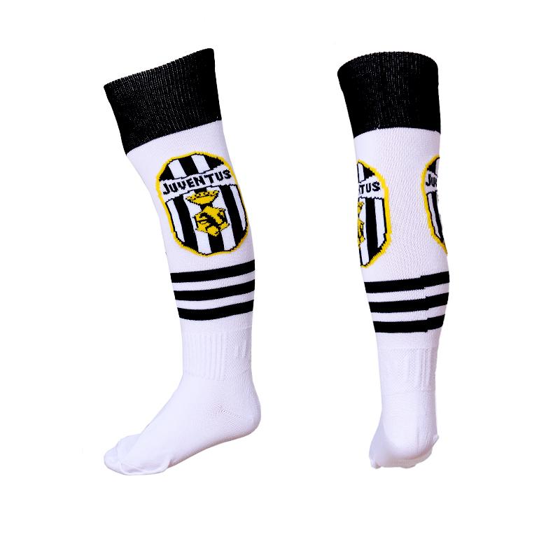 2016-17 Juventus Youth Soccer Socks