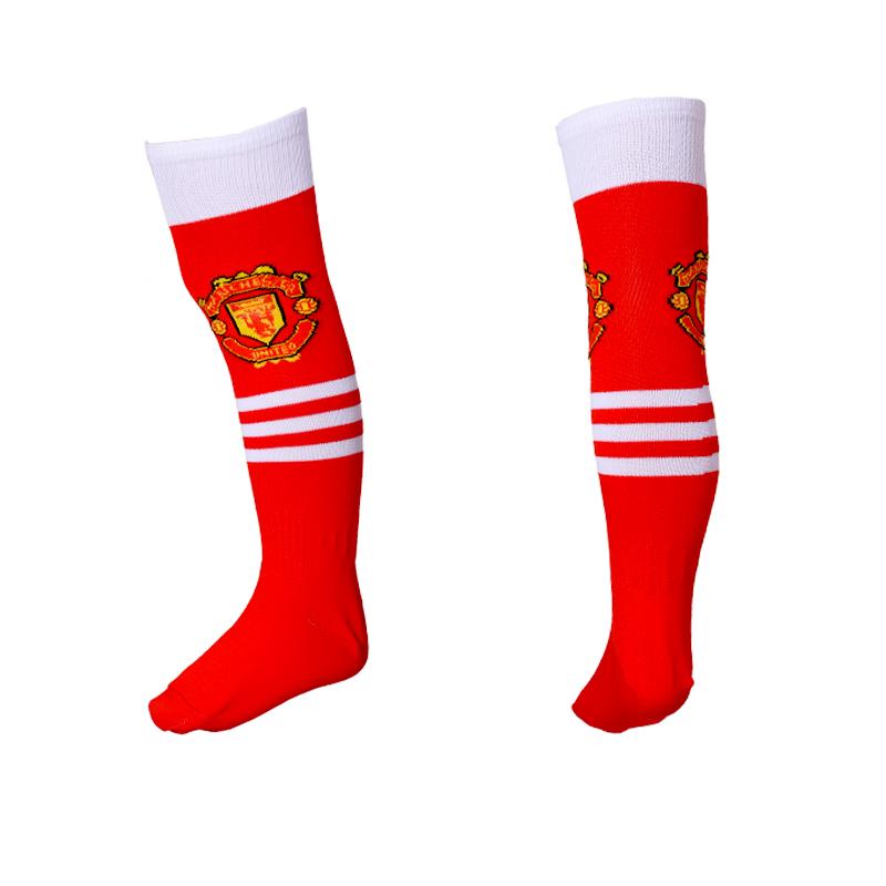 2016-17 Manchester United Youth Soccer Socks
