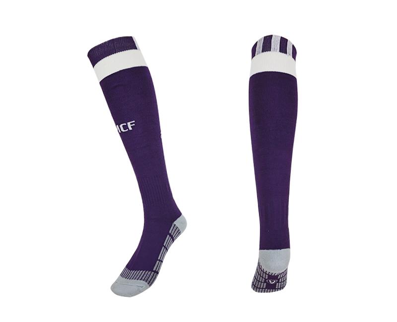 2016-17 Real Madrid Away Youth Soccer Socks