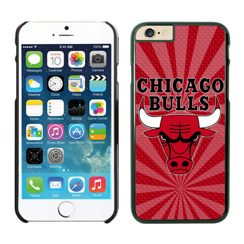 Chicago Bulls iPhone 6 Cases Black04