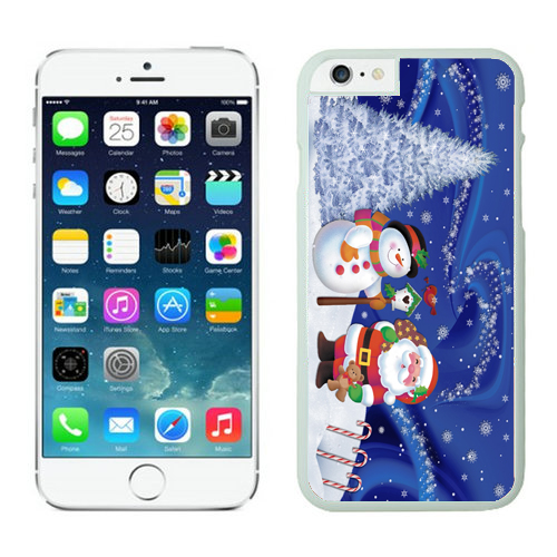 Christmas iPhone 6 Plus Cases White11