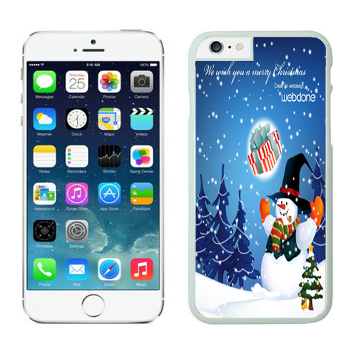 Christmas iPhone 6 Plus Cases White15