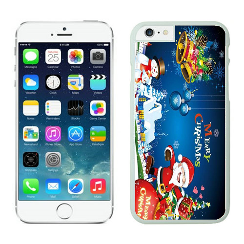 Christmas iPhone 6 Plus Cases White22