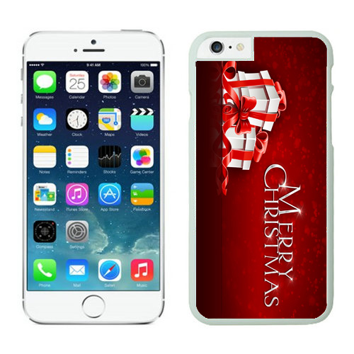 Christmas iPhone 6 Plus Cases White25