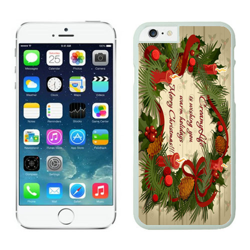 Christmas iPhone 6 Plus Cases White26