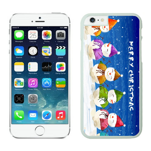 Christmas iPhone 6 Plus Cases White29