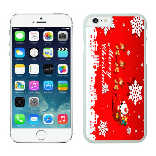 Christmas iPhone 6 Plus Cases White31