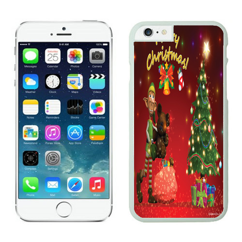 Christmas iPhone 6 Plus Cases White46