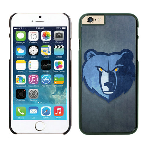 Memphis Grizzlies iPhone 6 Plus Cases Black02