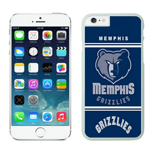 Memphis Grizzlies iPhone 6 Cases White07