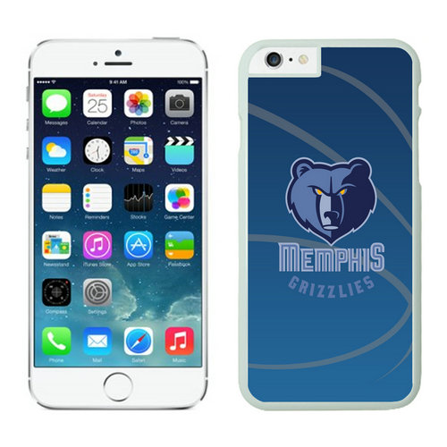 Memphis Grizzlies iPhone 6 Cases White08