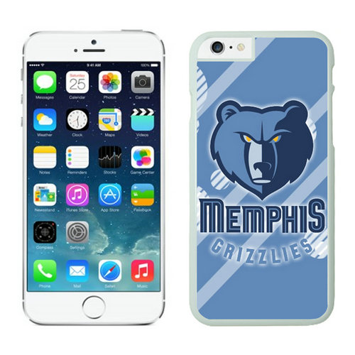Memphis Grizzlies iPhone 6 Cases White09