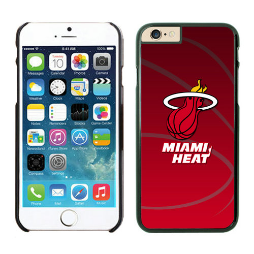 Miami Heat iPhone 6 Cases Black06