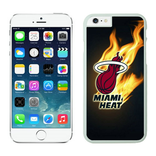 Miami Heat iPhone 6 Cases White02