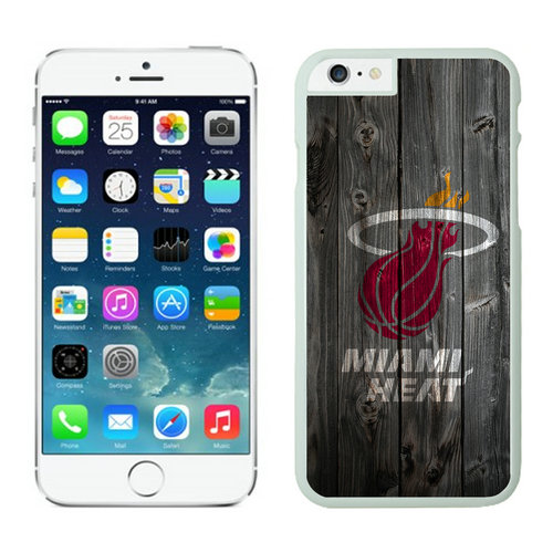 Miami Heat iPhone 6 Cases White03