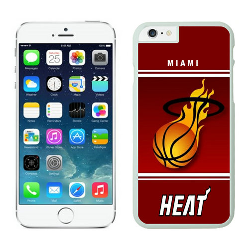 Miami Heat iPhone 6 Cases White05