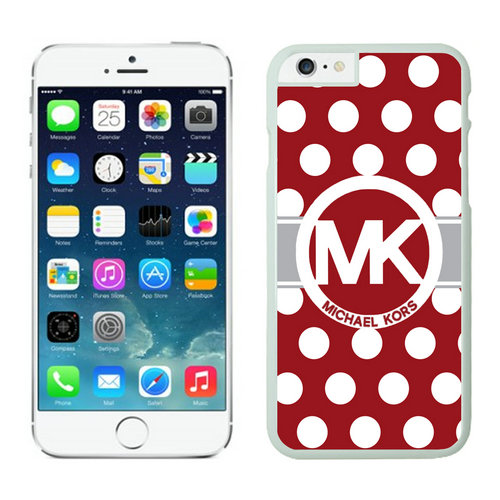 Michael Kors iPhone 6 White74