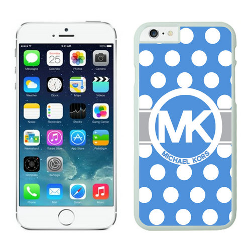 Michael Kors iPhone 6 White75