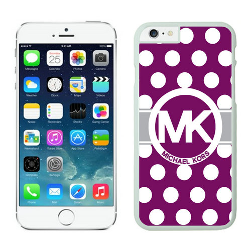 Michael Kors iPhone 6 White76