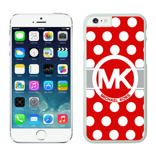 Michael Kors iPhone 6 White78