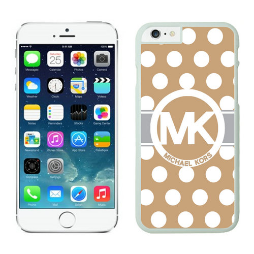 Michael Kors iPhone 6 White81