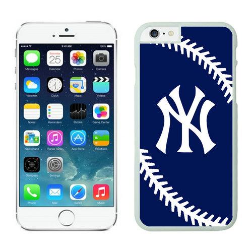 New York Yankees iPhone 6 Cases White06
