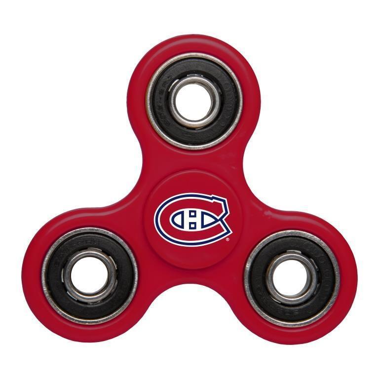 Canadiens Team Logo Red Fidget Spinner