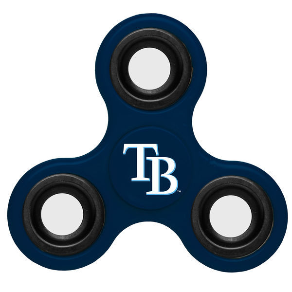 Tampa Bay Rays 3 Way Fidget Spinner