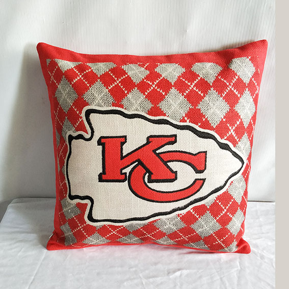 Kansas City Chiefs NFL Pillow