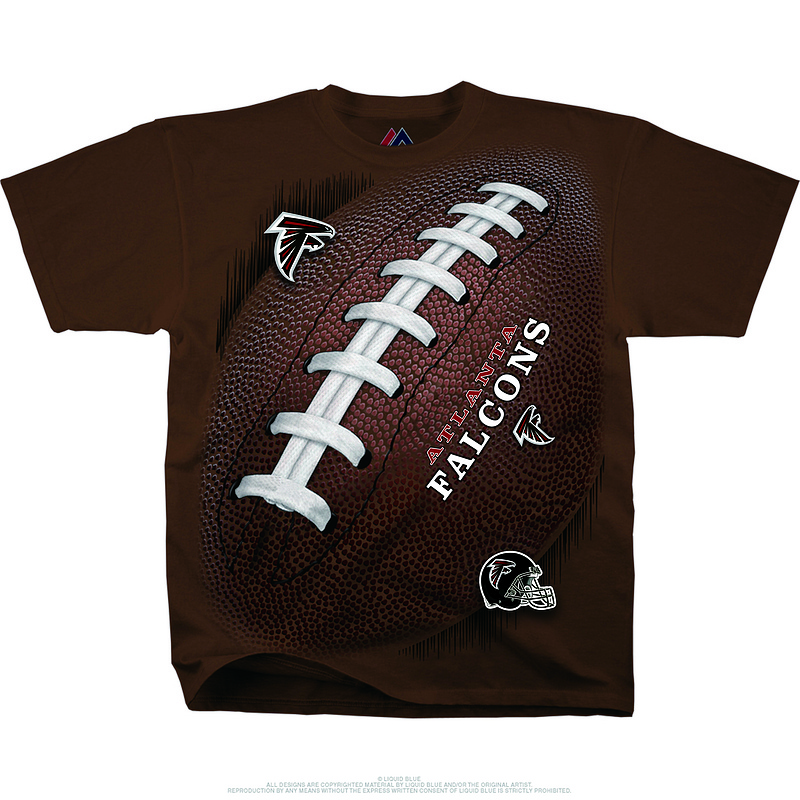 Atlanta Falcons Kickoff Tie-Dye Premium Men's T-Shirt