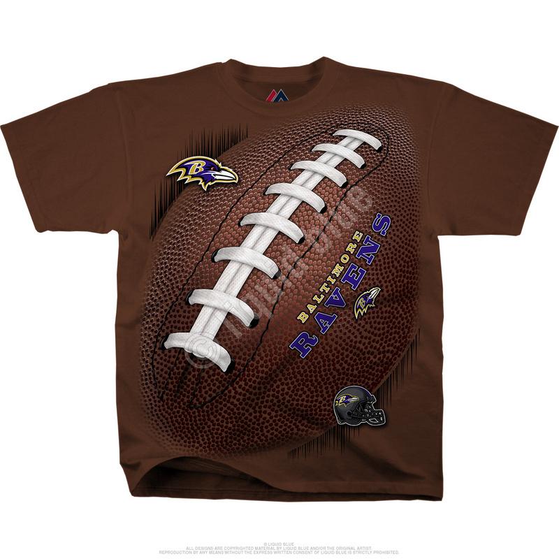Baltimore Ravens Kickoff Tie-Dye Premium Men's T-Shirt