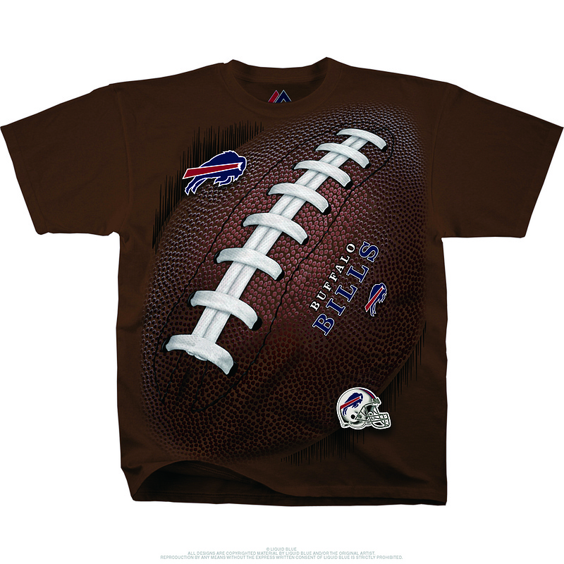 Buffalo Bills Kickoff Tie-Dye Premium Men's T-Shirt