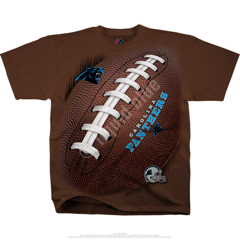 Carolina Panthers Kickoff Tie-Dye Premium Men's T-Shirt