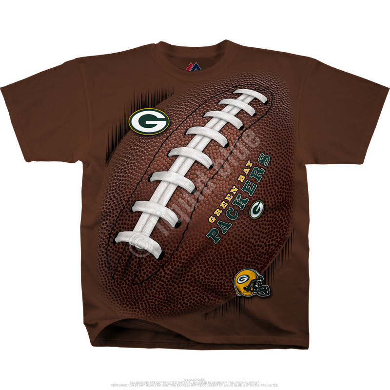 Green Bay Packers Kickoff Tie-Dye Premium Men's T-Shirt