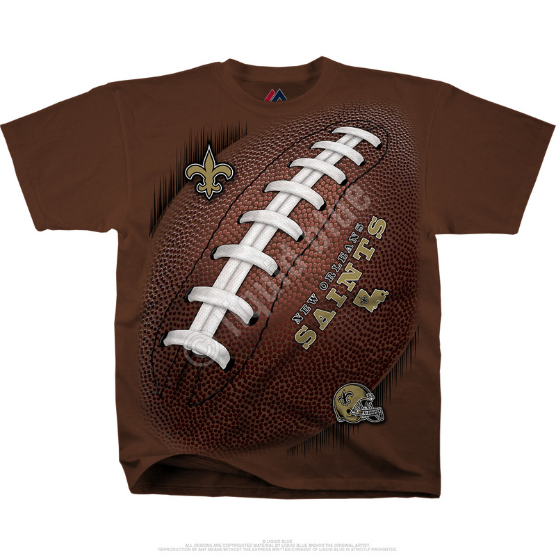 New Orleans Saints Kickoff Tie-Dye Premium Men's T-Shirt