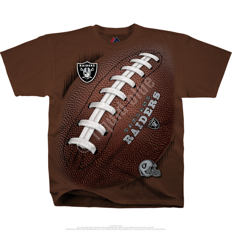 Oakland Raiders Kickoff Tie-Dye Premium Men's T-Shirt