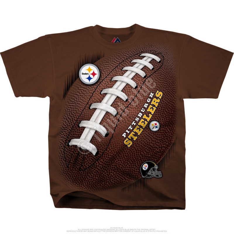 Pittsburgh Steelers Kickoff Tie-Dye Premium Men's T-Shirt