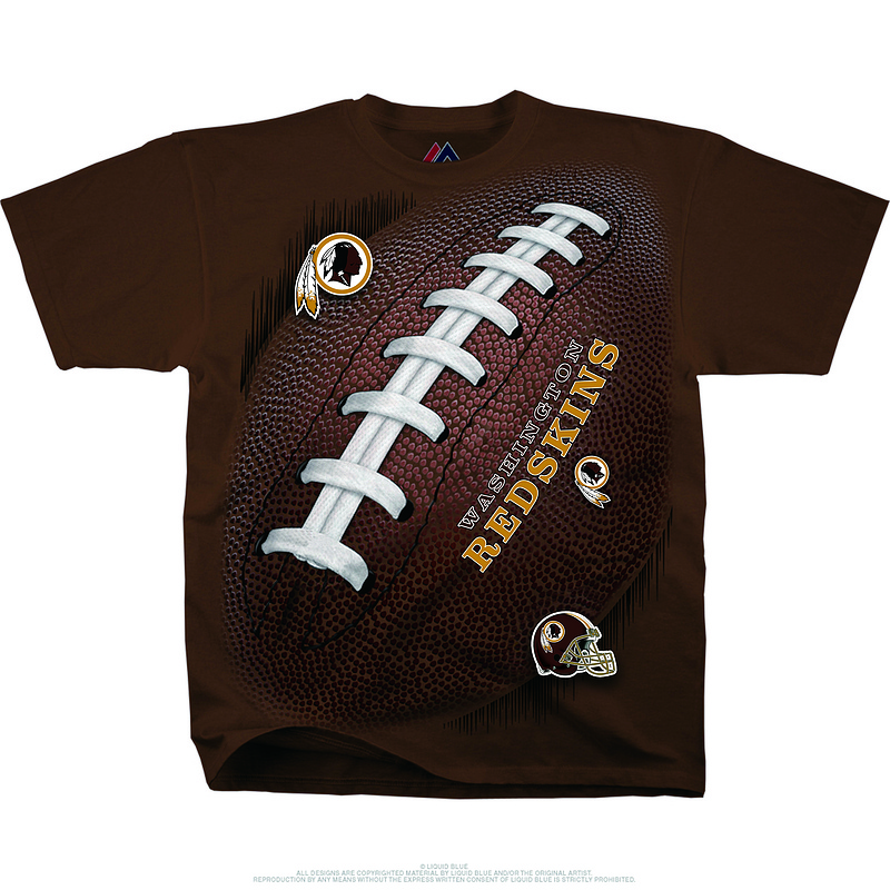 Washington Redskins Kickoff Tie-Dye Premium Men's T-Shirt