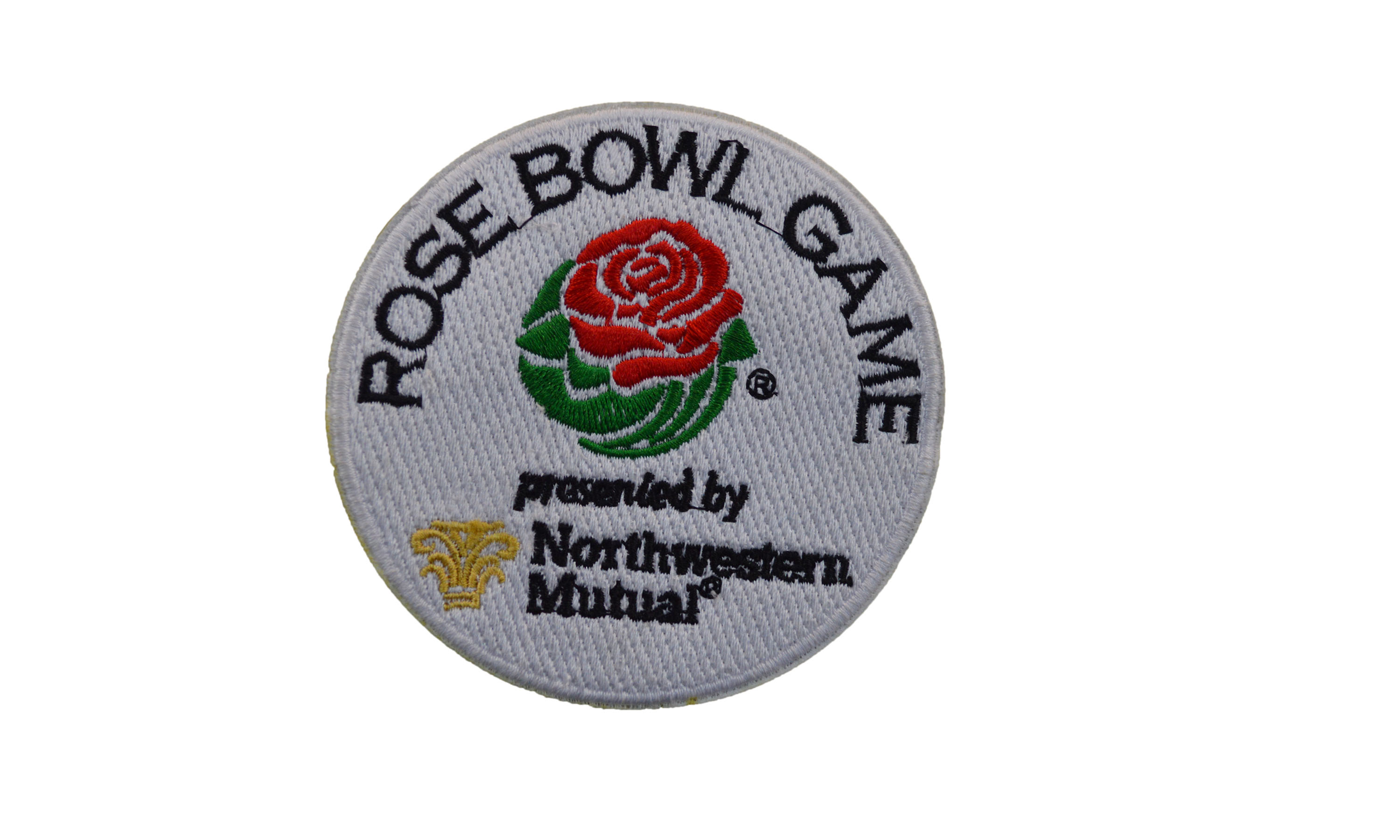 2018 Rose Bowl the 104th Rose Bowl Game Patch