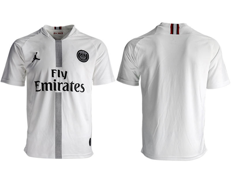2018-19 Paris Saint-Germain Away Thailand Soccer Jersey