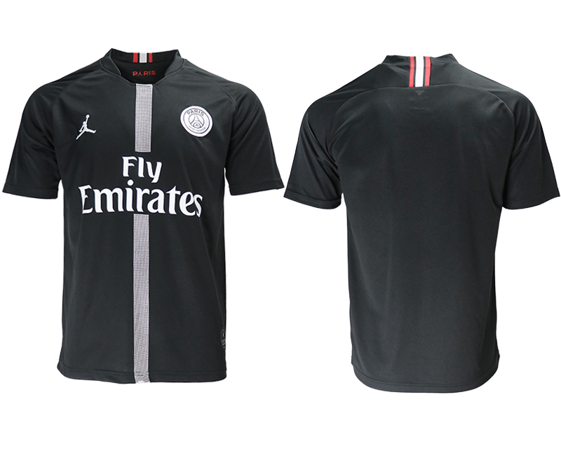 2018-19 Paris Saint-Germain Home Jordan Thailand Soccer Jersey