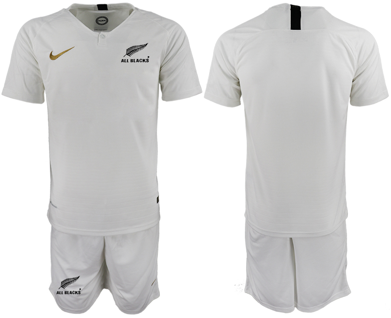 2018-19 New Zealand Home Soccer Jersey